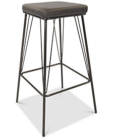 Wadon 30'' Bar Stool (Set Of 2), Quick Ship