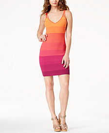 GUESS Mia Bodycon Sweater Dress
