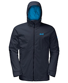 Jack Wolfskin Men's Arroyo Hardshell Jacket from Eastern Mountain Sports