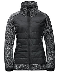 Jack Wolfskin Women's Belleville Fleece Jacket from Eastern Mountain Sports