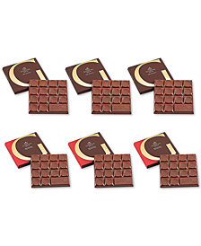 Godiva Milk Chocolate Bar Tasting Set