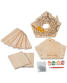 Kids Toy, Build-Your-Own Wooden Birdhouse