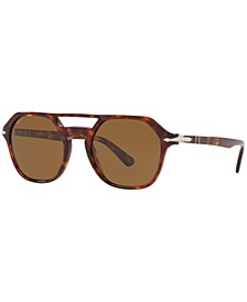 Polarized Sunglasses, PO3206S 54