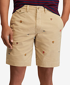 "Polo Ralph Lauren Men's Big & Tall Classic Fit 10-1/2"" Shorts"