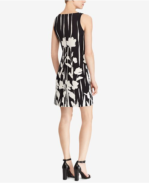 0ca30f9ec1978 American Living. Floral Print Jacquard Dress. 7 reviews. main image ...