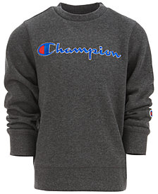 Champion Toddler Boys Heritage Embroidered Logo Sweatshirt