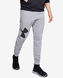 Under Armour Men's Rival Fleece Logo Joggers