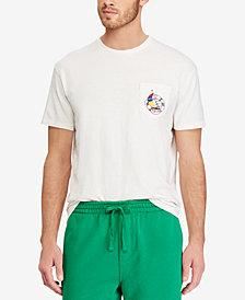 Polo Ralph Lauren Men's CP-93 Classic Fit Cotton T-Shirt