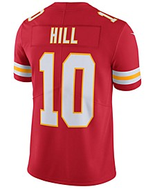 Men's Tyreek Hill Kansas City Chiefs Vapor Untouchable Limited Jersey