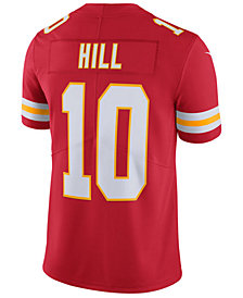 Nike Men's Tyreek Hill Kansas City Chiefs Vapor Untouchable Limited Jersey