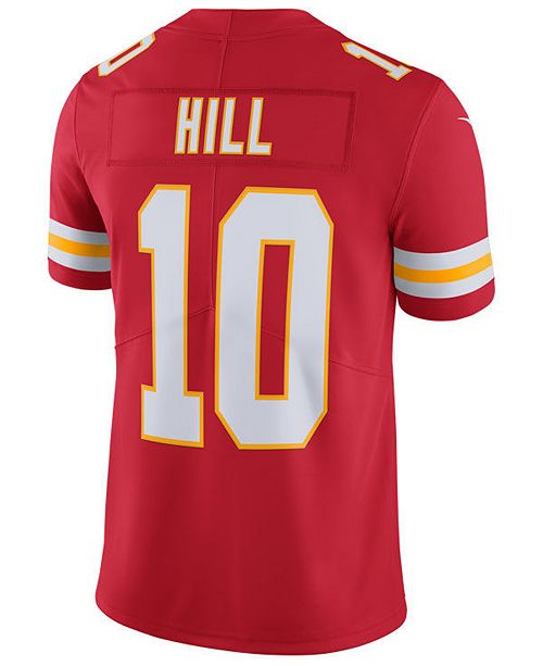 ... Nike Men s Tyreek Hill Kansas City Chiefs Vapor Untouchable Limited  Jersey ... 11c5f52ec