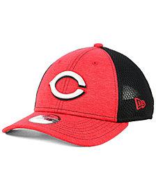 New Era Boys' Cincinnati Reds Turn 2 9FORTY Cap