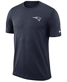 Nike Men's New England Patriots Coaches T-Shirt