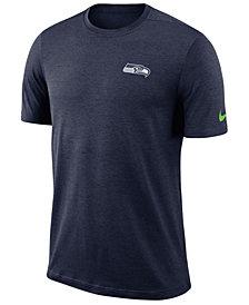 Nike Men's Seattle Seahawks Coaches T-Shirt