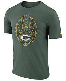 Nike Men's Green Bay Packers Icon T-Shirt