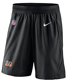 Nike Men's Cincinnati Bengals Fly Knit Shorts