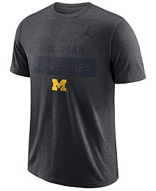 Nike Men's Michigan Wolverines Legends Lift T-Shirt