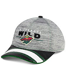 Outerstuff Boys' Minnesota Wild Second Season Player Snapback Cap