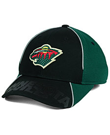 Outerstuff Boys' Minnesota Wild Second Season Draft Fitted Cap