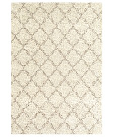 Prima Shag Temara Lattice Area Rug Collection