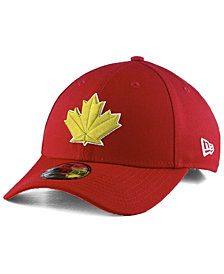 New Era Toronto Blue Jays Stars and Stripes 9TWENTY Strapback Cap