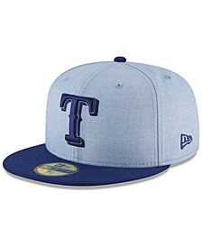 New Era Texas Rangers Father's Day 59FIFTY Fitted Cap 2018