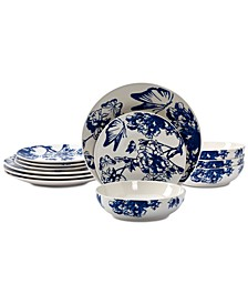 CLOSEOUT! Vale 12-Pc. Dinnerware Set