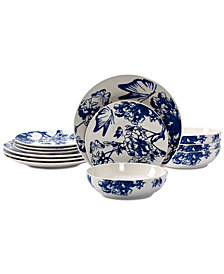Tabletops Unlimited Vale 12-Pc. Dinnerware Set