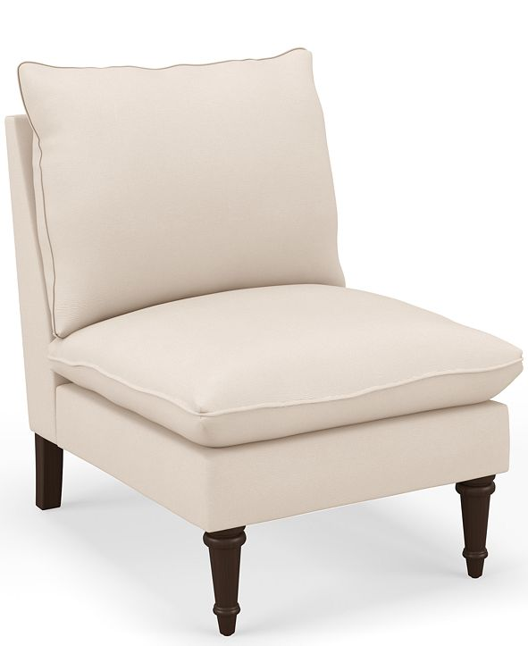 Martha Stewart Collection Bedford Collection Elenor Accent Chair