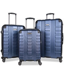 42nd Street 3-Pc. Hardside Luggage Set, Created for Macy's