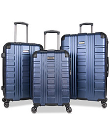 Kenneth Cole Reaction 42nd Street 3-Pc. Hardside Luggage Set