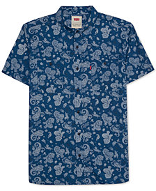 Levi's® Men's River Paisley Shirt