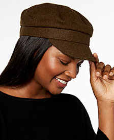 Nine West Newsboy Cap, Created for Macy's