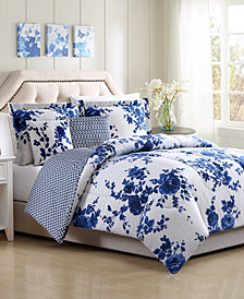 Bella 4-Pc. Twin Comforter Set