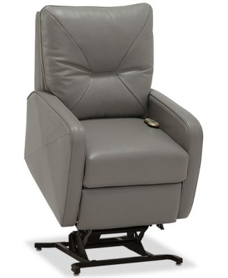 Finchley Leather Power Lift Recliner