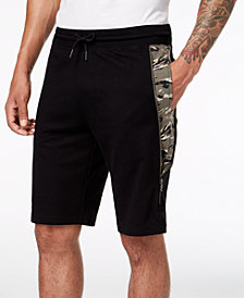 I.N.C. Men's Side-Zip Shorts, Created for Macy's