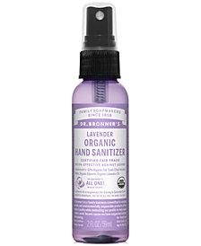 Dr. Bronner's Lavender Organic Hand Sanitizer