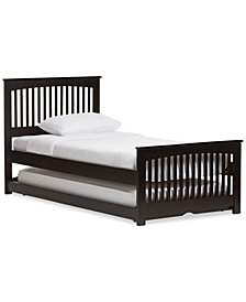 Twin Henio Platform Bed, Quick Ship