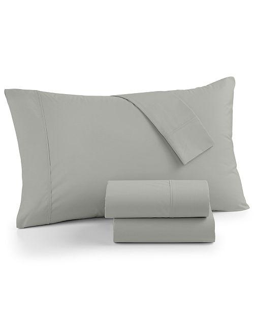 Sunham AirFeel Suvin Cotton 350 Thread Count 4-Pc. King Sheet Set