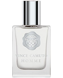 Receive a Complimentary Vince Camuto Homme Mini with any $82 spray purchase from the Vince Camuto Men's fragrance collection
