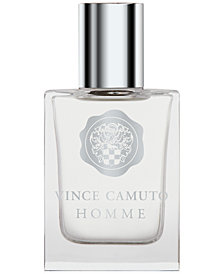 Receive a Complimentary Vince Camuto Homme Mini with any value size spray purchase from the Vince Camuto Men's fragrance collection