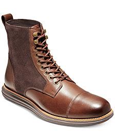 Cole Haan Men's Original Grand Cap-Toe II Boots