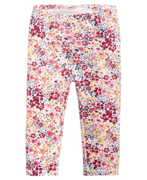 First Impressions Toddler Girls Ditsy FloralPrint Leggings Created for Macys