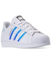 90c4d0f3381 adidas Girls  Superstar Casual Sneakers from Finish Line