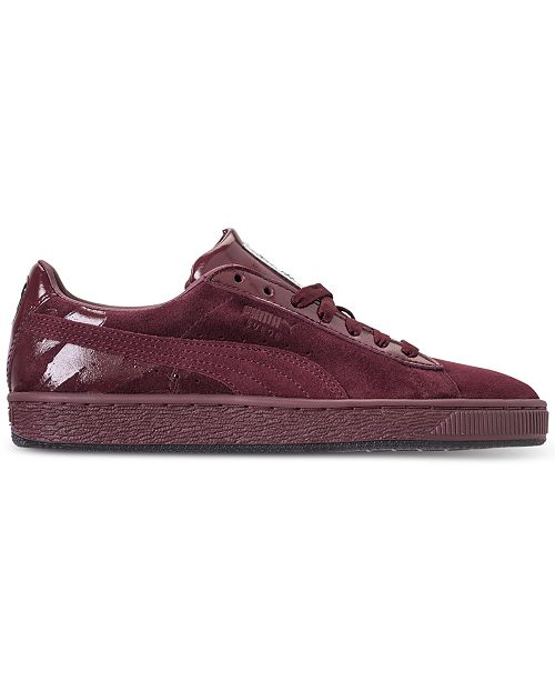 ... Puma Women s Suede Classic x Mac Three Casual Sneakers from Finish Line  ... 38d35f97f