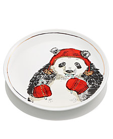 The Cellar Panda Salad Plate, Created for Macy's