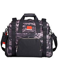 Tumi Men's Alpha Bravo Buckley Camo-Print Duffel Bag