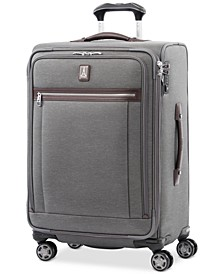"Platinum Elite 25"" Softside Check-In Spinner"