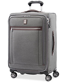 "Travelpro Platinum Elite 25"" Softside Spinner Suitcase"