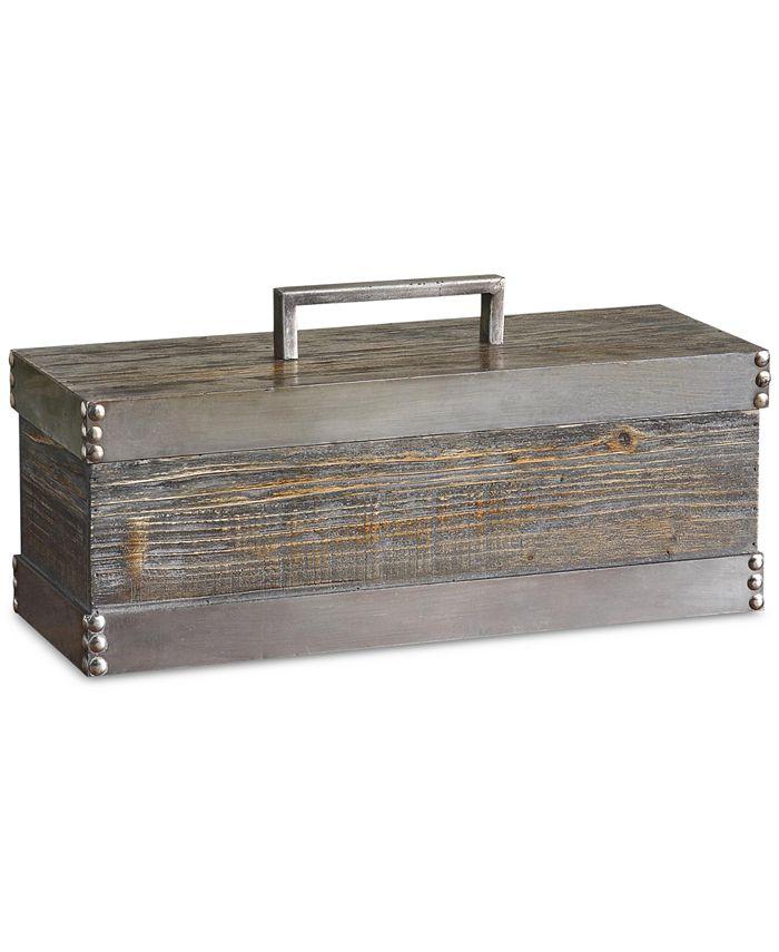 Uttermost - Lican Natural Wood Decorative Box
